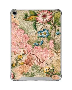 Marbled Paper iPad Air 10.9in (2020) Clear Case