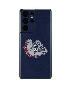 Gonzaga Bulldogs Mascot Galaxy S21 Ultra 5G Skin