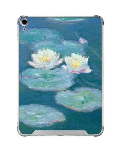 Waterlilies, Evening iPad Air 10.9in (2020) Clear Case