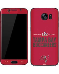 Super Bowl LV Champions Tampa Bay Buccaneers Galaxy S7 Skin