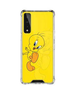 Tweety Bird Double LG Stylo 7 5G Clear Case