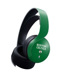 Boston Celtics Standard - Green PULSE 3D Wireless Headset for PS5 Skin