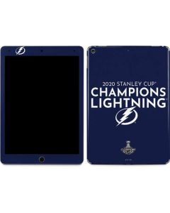 2020 Stanley Cup Champions Lightning Apple iPad Air Skin