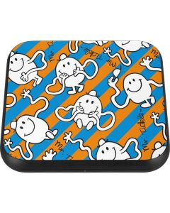 Mr Tickle Striped Wireless Charger Single Skin
