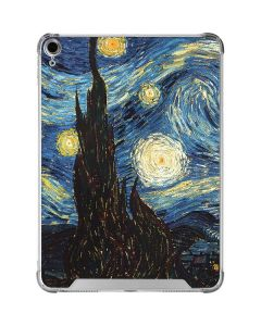 van Gogh - The Starry Night iPad Air 10.9in (2020) Clear Case