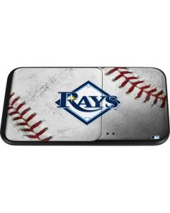 Tampa Bay Rays Game Ball Wireless Charger Duo Skin