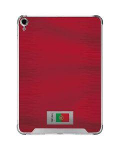 Portugal Soccer Flag iPad Air 10.9in (2020) Clear Case