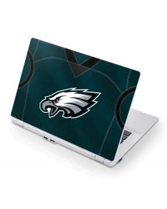 Philadelphia Eagles Team Jersey Acer Chromebook Skin