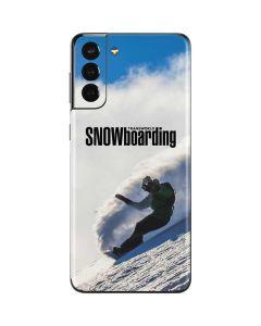 TransWorld SNOWboarding Rider Galaxy S21 Plus 5G Skin