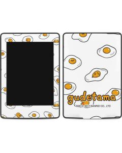 Gudetama Egg Pattern Amazon Kindle Skin