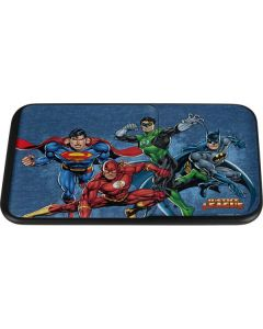 Justice League Heroes Wireless Charger Duo Skin