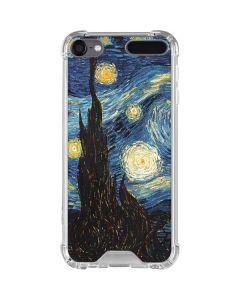 van Gogh - The Starry Night iPod Touch (5th-6th-7th Gen) Clear Case