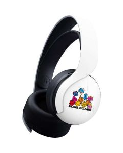 Mr Men Little Miss and Friends PULSE 3D Wireless Headset for PS5 Skin
