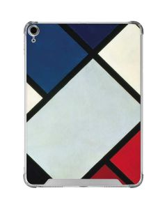 Contra-Composition of Dissonances XVI iPad Air 10.9in (2020) Clear Case