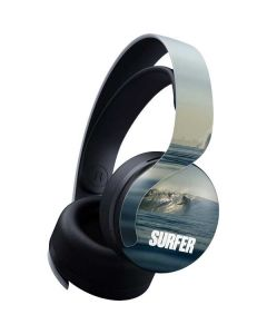 SURFER Waiting On A Wave PULSE 3D Wireless Headset for PS5 Skin