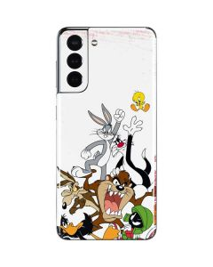Looney Tunes All Together Galaxy S21 5G Skin
