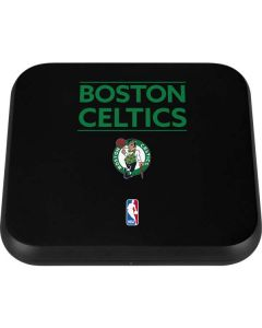 Boston Celtics Standard - Black Wireless Charger Single Skin