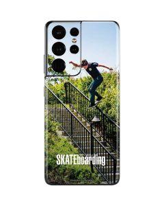 TransWorld SKATEboarding Grind Galaxy S21 Ultra 5G Skin