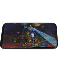 Twilight Tempest Wizard Wireless Charger Duo Skin