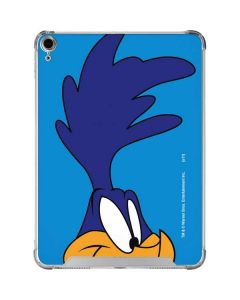Road Runner Zoomed In iPad Air 10.9in (2020) Clear Case