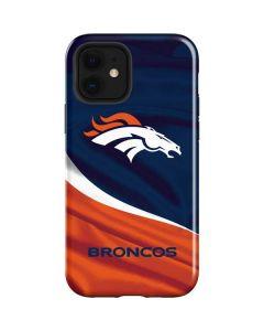 Denver Broncos iPhone 12 Case