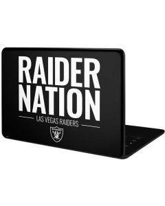 Las Vegas Raiders Team Motto Google Pixelbook Go Skin