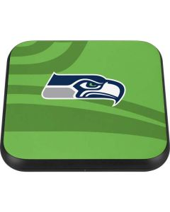 Seattle Seahawks Double Vision Wireless Charger Single Skin