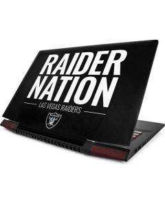 Las Vegas Raiders Team Motto Lenovo IdeaPad Skin