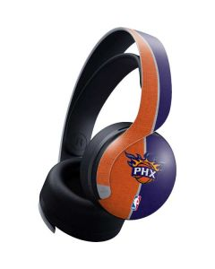 Phoenix Suns Canvas PULSE 3D Wireless Headset for PS5 Skin