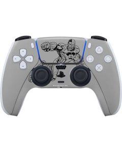 Cyborg Comic Pop PS5 Controller Skin