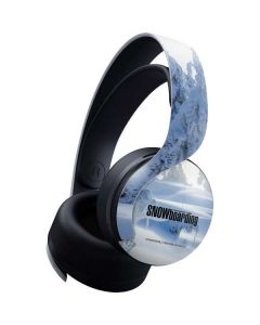 TransWorld SNOWboarding Trees PULSE 3D Wireless Headset for PS5 Skin
