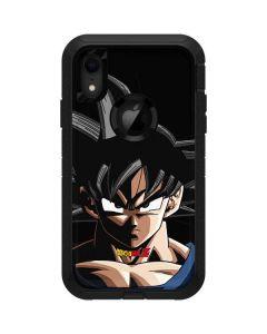 Goku Portrait Otterbox Defender iPhone Skin