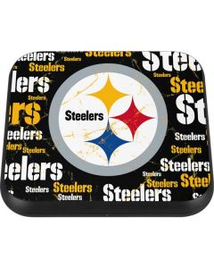 Pittsburgh Steelers Black Blast Wireless Charger Single Skin