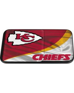 Kansas City Chiefs Wireless Charger Duo Skin