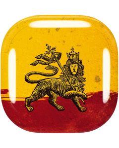 The Lion of Judah Rasta Flag Galaxy Buds Live Skin