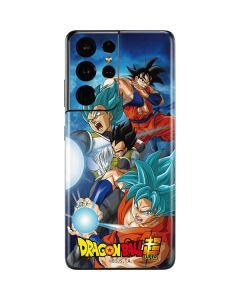 Goku Vegeta Super Ball Galaxy S21 Ultra 5G Skin