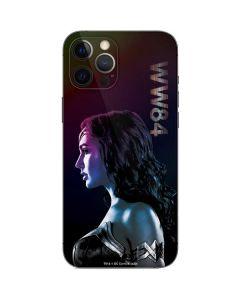Wonder Woman Side Profile iPhone 12 Pro Max Skin