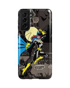 Batgirl Mixed Media Galaxy S21 Plus 5G Case