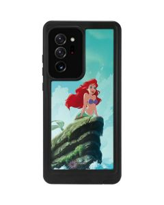 Ariel Part of Your World Galaxy Note20 Ultra 5G Waterproof Case