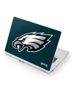 Philadelphia Eagles Distressed Acer Chromebook Skin