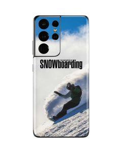 TransWorld SNOWboarding Rider Galaxy S21 Ultra 5G Skin