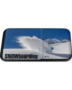 TransWorld SNOWboarding Shred Wireless Charger Duo Skin