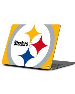 Pittsburgh Steelers Large Logo Apple MacBook Pro 13-inch Skin