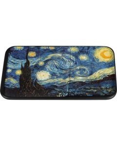 van Gogh - The Starry Night Wireless Charger Duo Skin