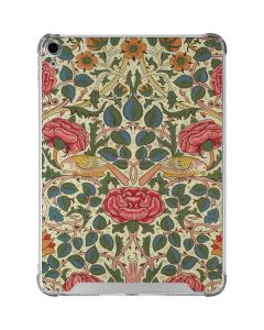 Rose by William Morris iPad Air 10.9in (2020) Clear Case