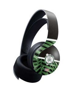 Boston Celtics Retro Palms PULSE 3D Wireless Headset for PS5 Skin