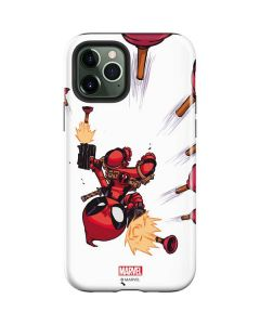 Deadpool Baby Fire iPhone 12 Pro Max Case