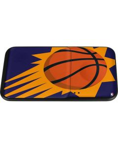 Phoenix Suns Large Logo Wireless Charger Duo Skin