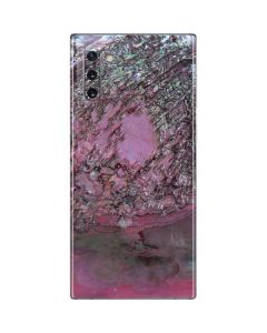 Abalone Shell Galaxy Note 10 Skin