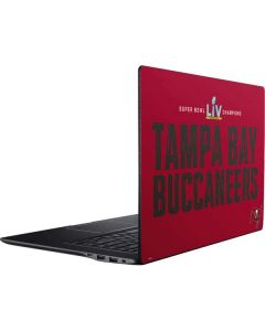 Super Bowl LV Champions Tampa Bay Buccaneers Ativ Book 9 (15.6in 2014) Skin